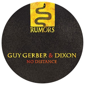 Guy Gerber & Dixon/NO DISTANCE 12""