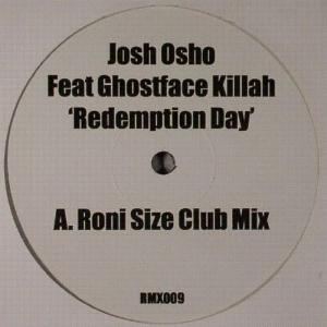 """Josh Osho/REDEMPTION DAYS REMIX 12"""""""