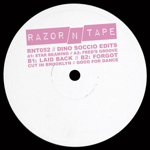 """Dino Soccio/RAZOR-N-TAPE EDITS 12"""""""