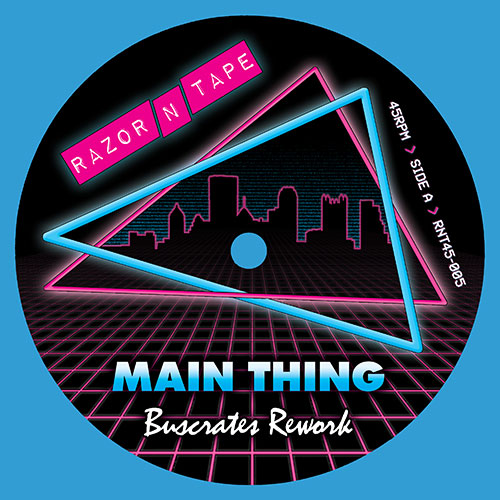 Buscrates/MAIN THING 7""