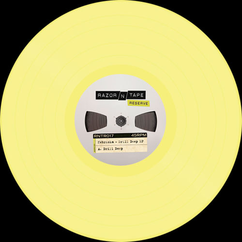 "Nebraska/DRILL DEEP EP 12"""