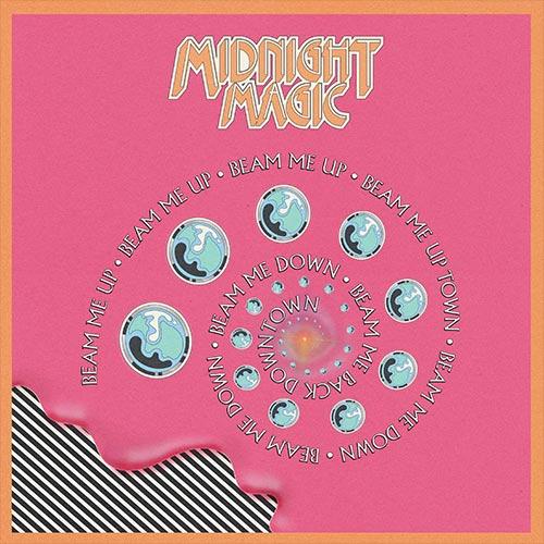 "Midnight Magic/BEAM ME UP (RNT RMX) 12"""