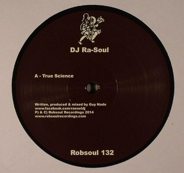 """DJ Ra-Soul/TRUE SCIENCE 12"""""""