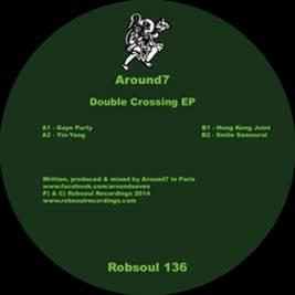 """Around7/DOUBLE CROSSING EP 12"""""""