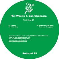 """Phil Weeks & Dan Ghenacia/FIRST STEP 12"""""""