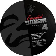DJ Sneak/ESSENTIAL SNEAK VOL 4 EP 12""