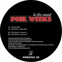 Phil Weeks/IN THE MOOD - PHIL ASHER 12""