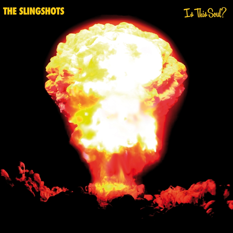 Slingshots/IS THIS SOUL? CD