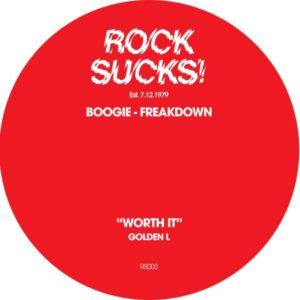 """Various/BOOGIE - FREAKDOWN 12"""""""