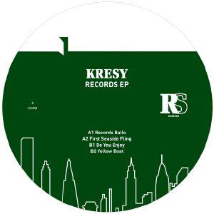 """Kresy/RECORDS EP 12"""""""