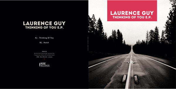 """Laurence Guy/THINKING OF YOU EP 12"""""""