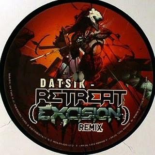 "Datsik/RETREAT (EXCISION REMIX) 12"""