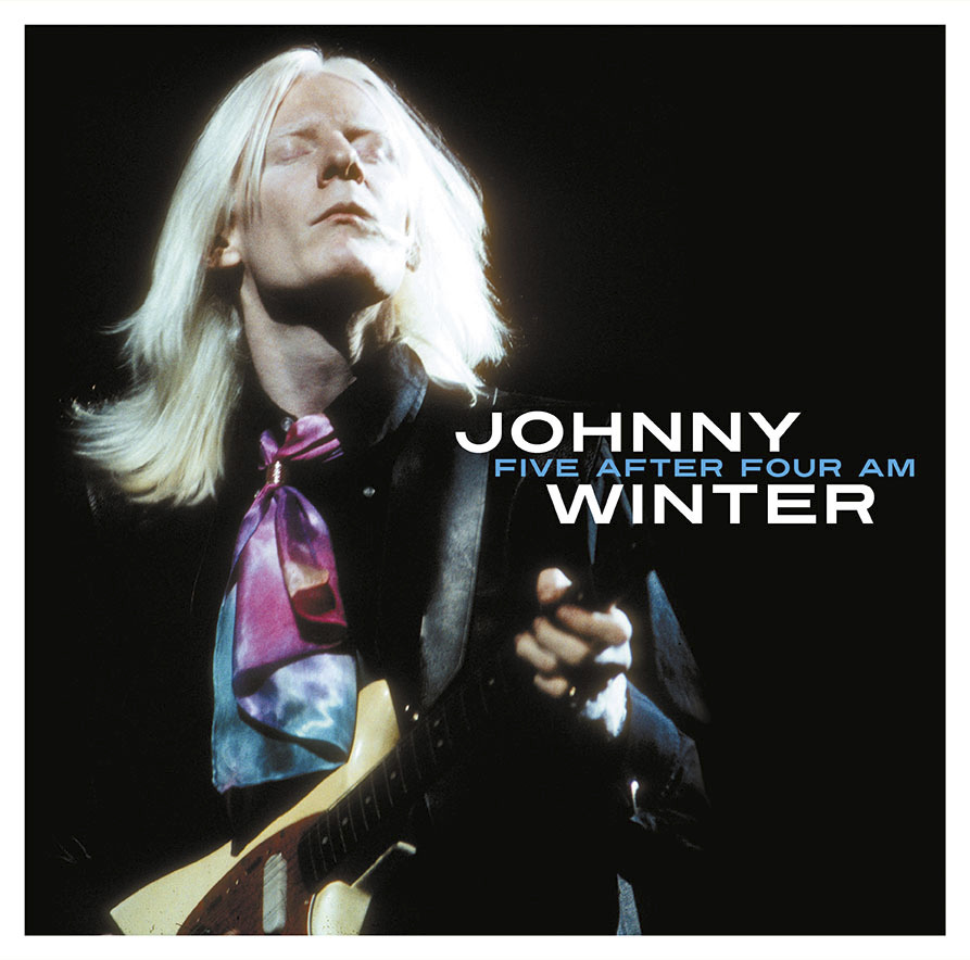 Johnny Winter/FIVE AFTER FOUR AM LP