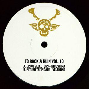 "Various/TO RACK & RUIN VOL 10 12"""