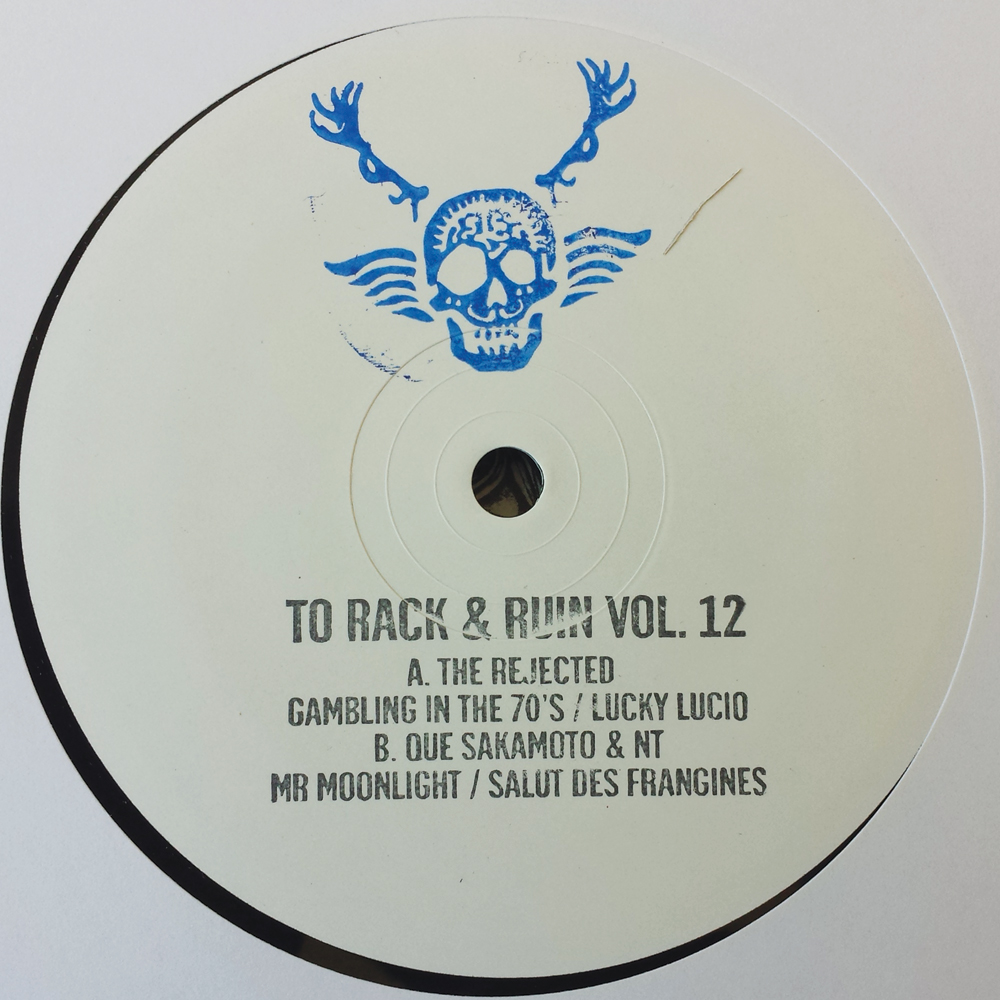 Various/TO RACK & RUIN VOL 12 12""
