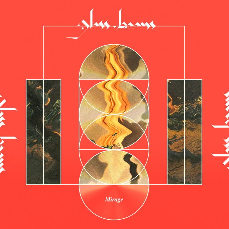 "Glass Beams/MIRAGE EP 12"""