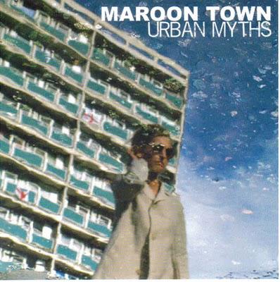 Maroon Town/URBAN MYTHS  CD