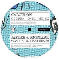 "Calculon/ODESSA (ASC REMIX) 12"""