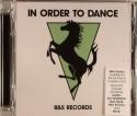 Various/IN ORDER TO DANCE DCD