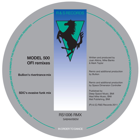 Model 500/OFI (BULLION & SDC RMX'S) 10""
