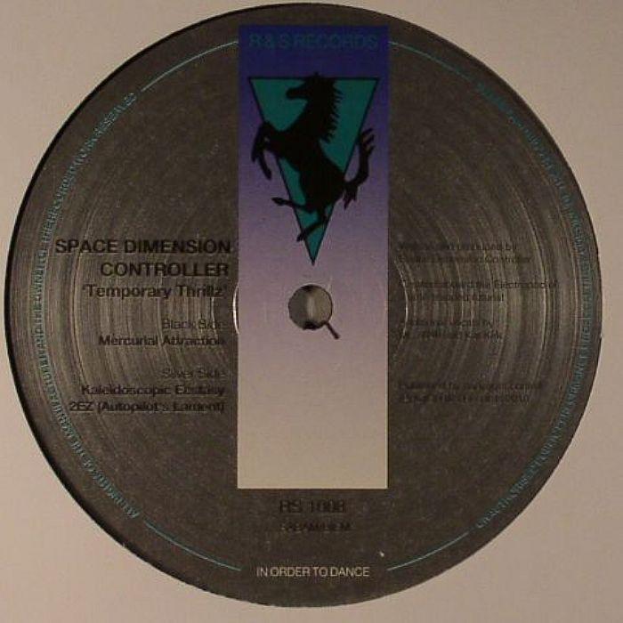 "Space D.C./TEMPORARY THRILLZ EP D12"""