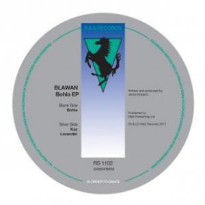 """Blawan/BOHLA EP 12"""""""