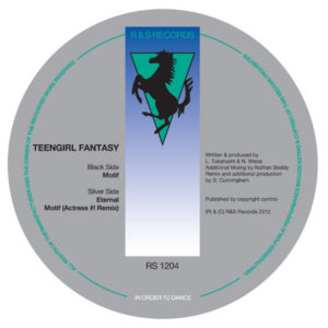 """Teengirl Fantasy/MOTIF (ACTRESS RMX) 12"""""""