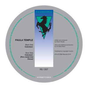 "Paula Temple/COLONIZED 12"""