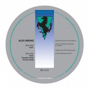 "Alex Smoke/DUST (TESSELA REMIX) 12"""