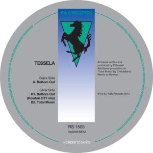"Tesella/BOTTOM OUT (KOWTON REMIX) 12"""