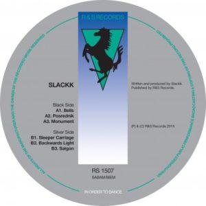 """Slackk/BACKWARDS LIGHT EP 12"""""""