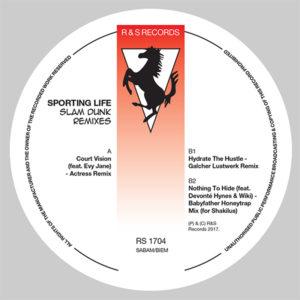 "Sporting Life/SLAM DUNK REMIXES 12"""