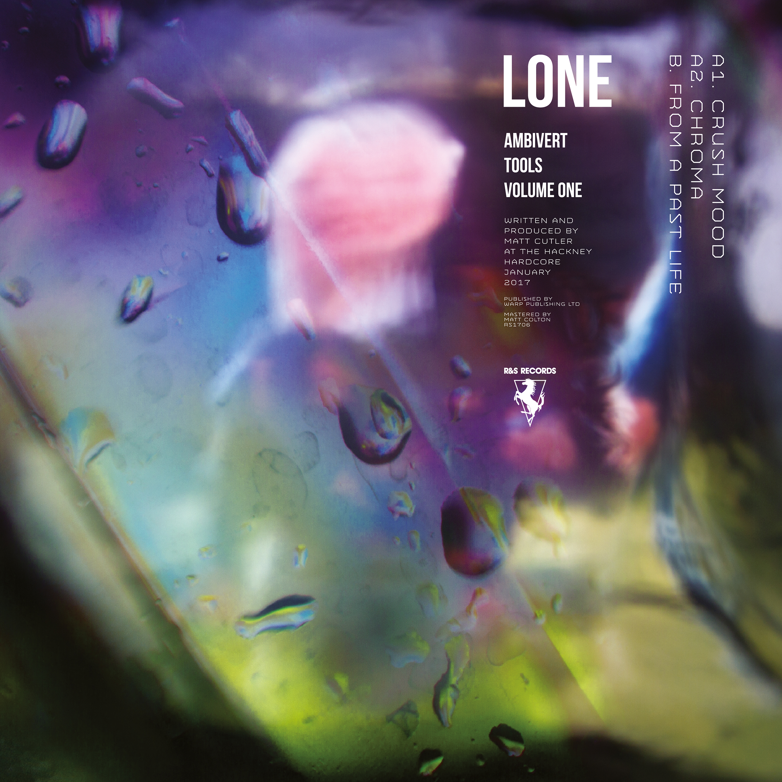 Lone/AMBIVERT TOOLS VOLUME ONE 12""