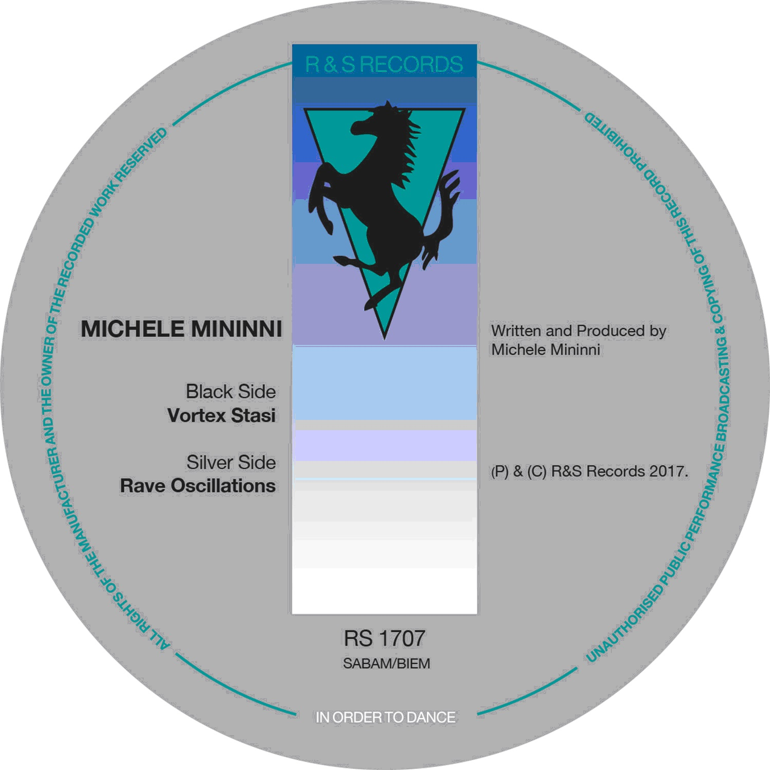Michele Mininni/RAVE OSCILLATIONS 12""