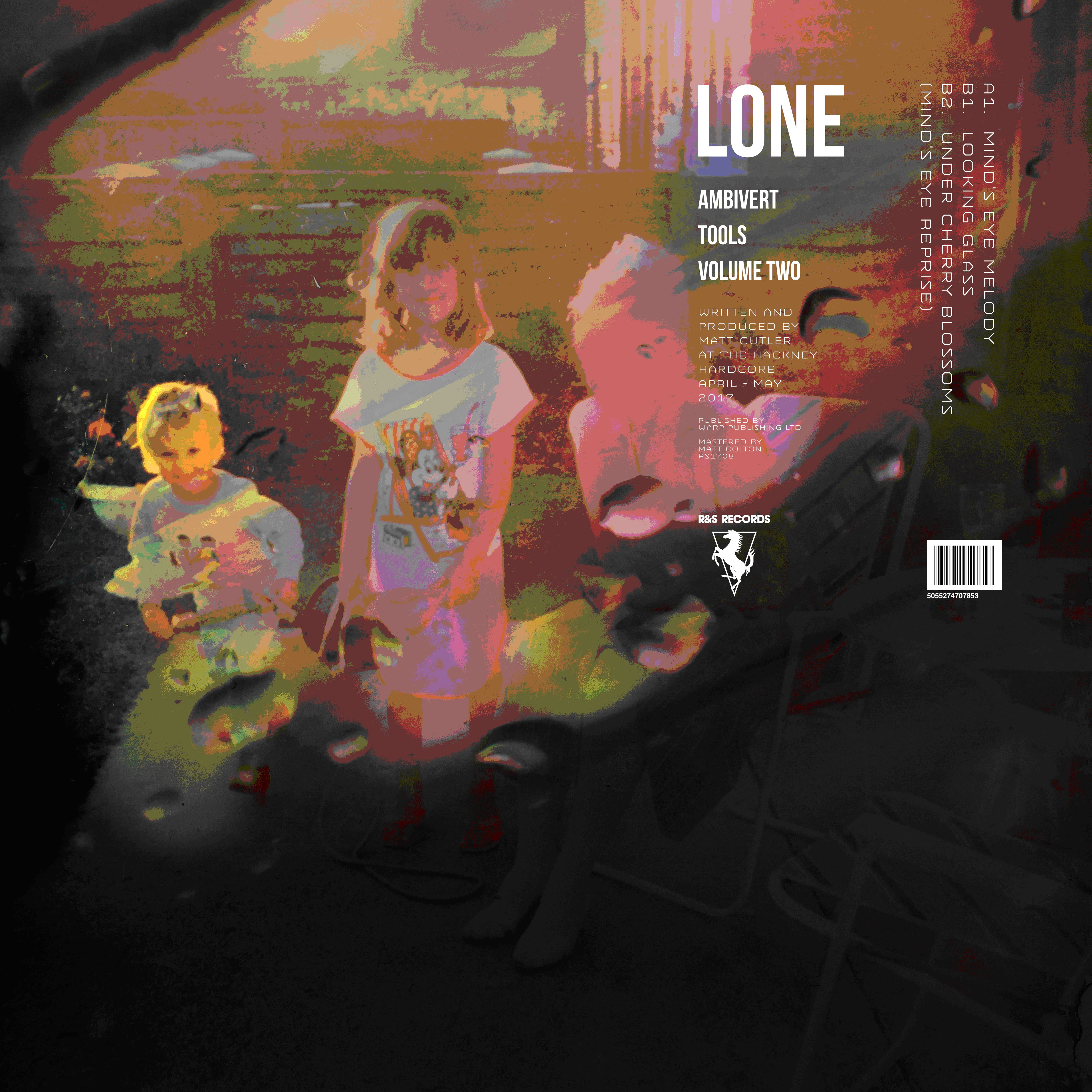 Lone/AMBIVERT TOOLS VOLUME TWO 12""