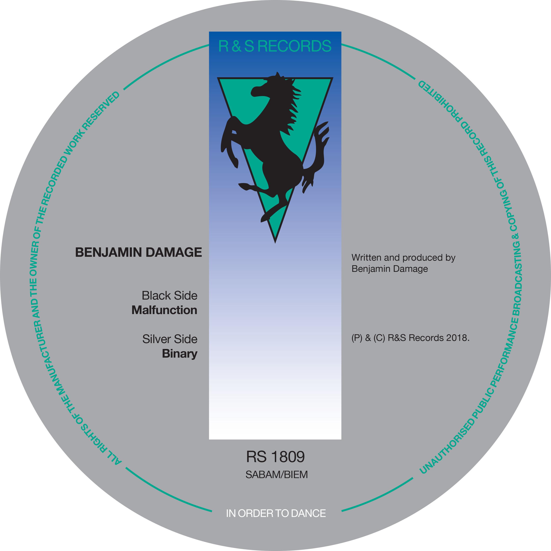"Benjamin Damage/MALFUNCTION 12"""