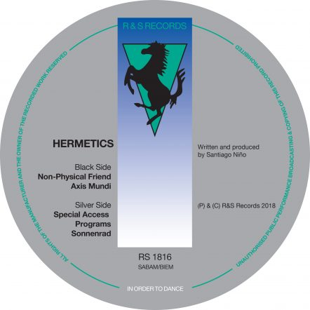 Hermetics/TECHGNOSIS EP 12""