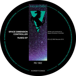 """Space Dimension Controller/RESEQ EP 12"""""""