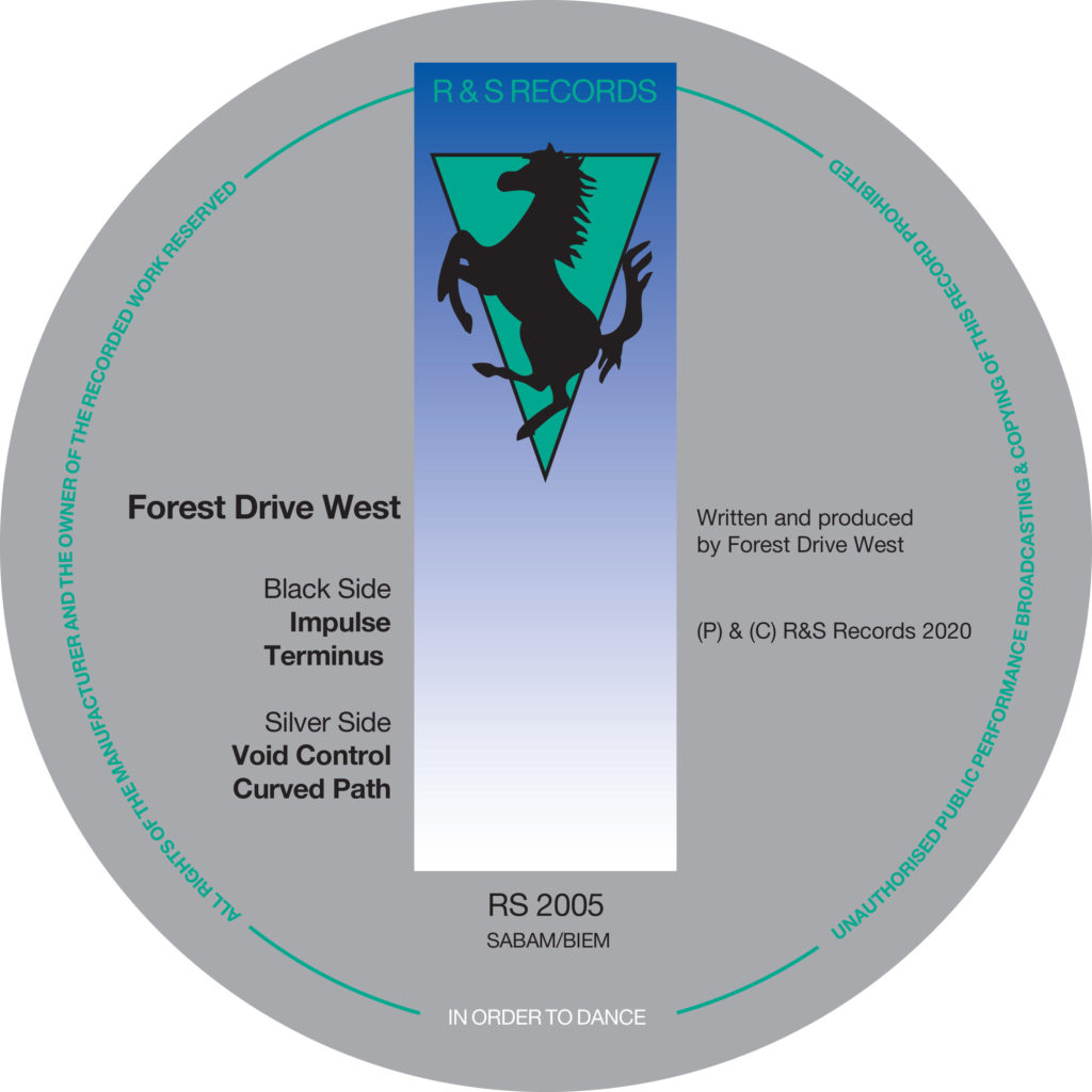 """Forest Drive West/TERMINUS EP 12"""""""