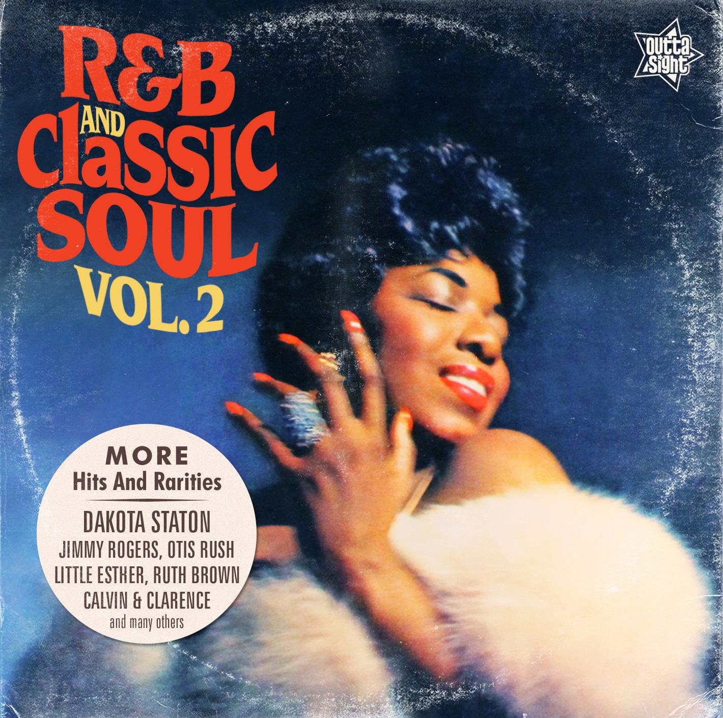 Various/R&B AND CLASSSIC SOUL VOL 2  CD