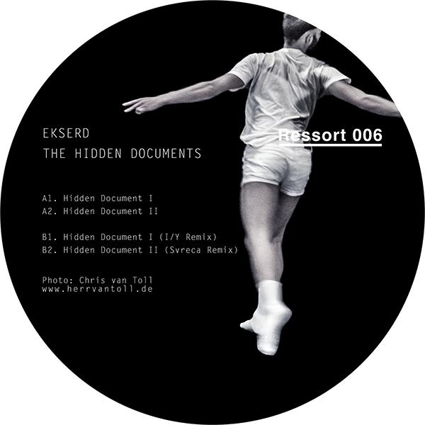 """Ekserd/THE HIDDEN DOCUMENTS 12"""""""