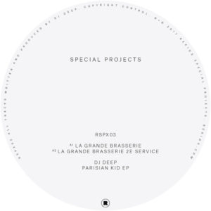 DJ Deep/PARISIAN KID EP 12""