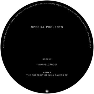 Hemka/THE PORTRAIT OF NINA SAYERS EP 12""