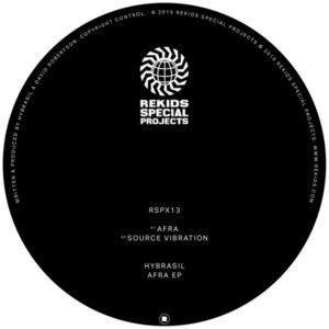 """Hybrasil/AFRA EP 12"""""""