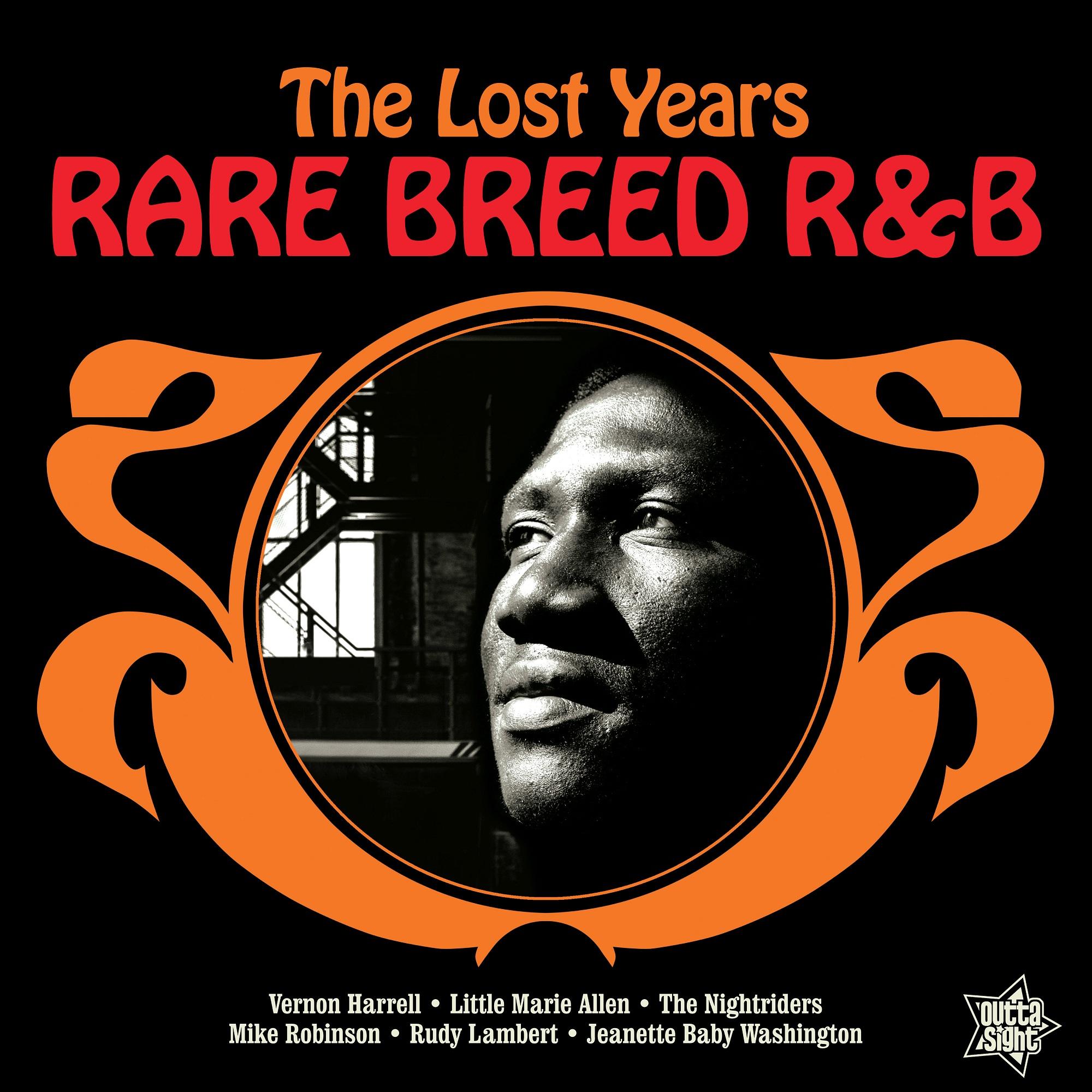 Northern Soul/RARE BREED R&B LP
