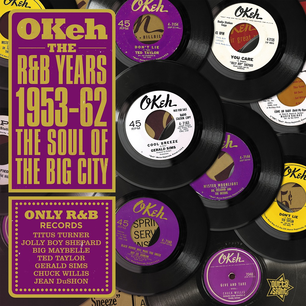 Northern Soul/OKEH R&B YEARS 1953-62 LP