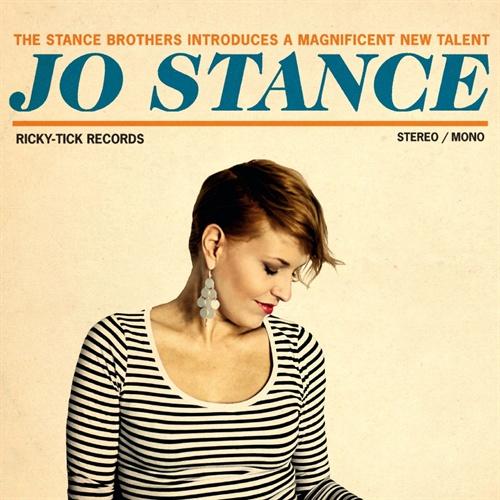 Jo Stance/JO STANCE (+MP3) LP