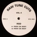 Real Tune Cuts/VOLUME 4 12""