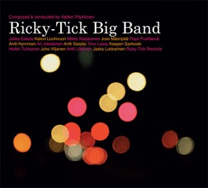 Ricky-Tick Big Band/SELF-TITLED CD