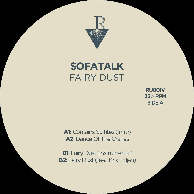 """Sofa Talk/FAIRY DUST EP 12"""""""